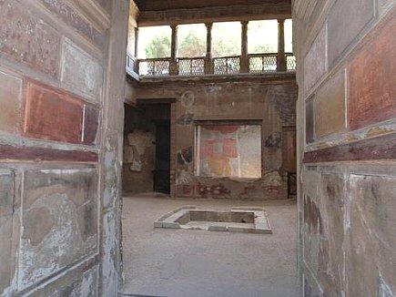 Herculano. Casa Samnita