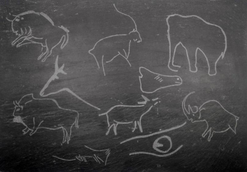 Motivos Paleolíticos